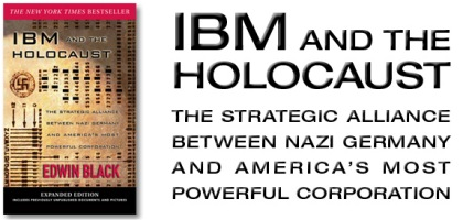IBM and the Holocaust Banner